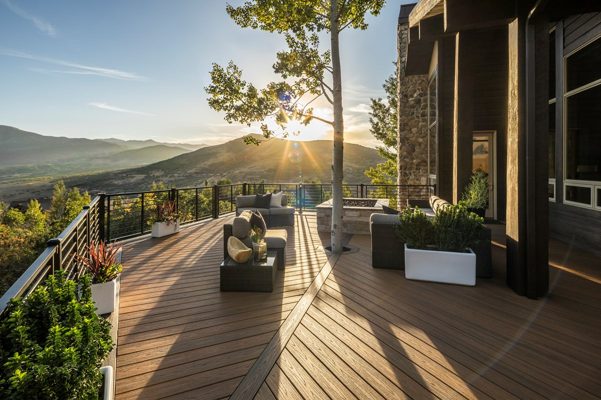 Trex Decking Rocky Mountain Forest Products