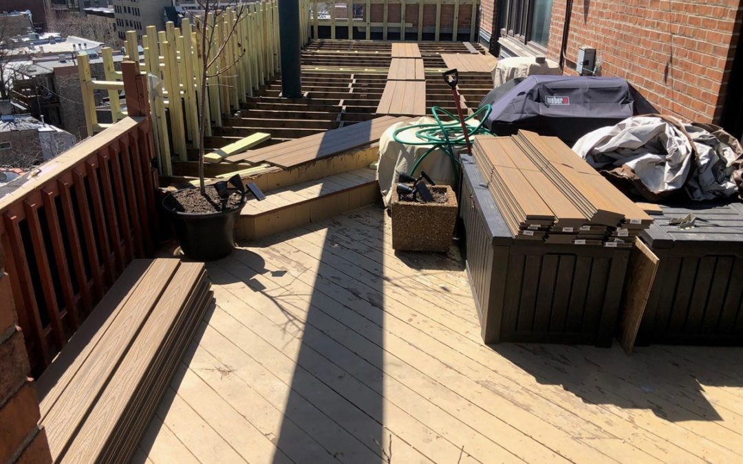 Some Common Mistakes You Can Make When Planning And Installing Your Trex Deck