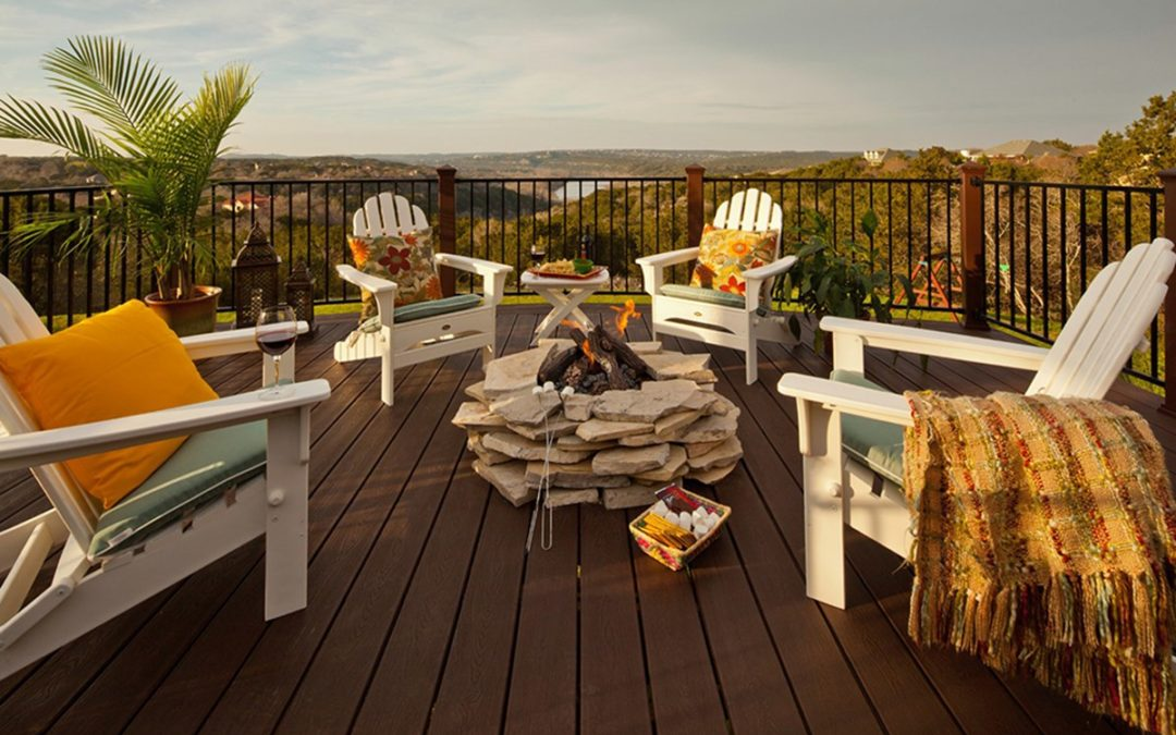 The Benefits of Trex Decking