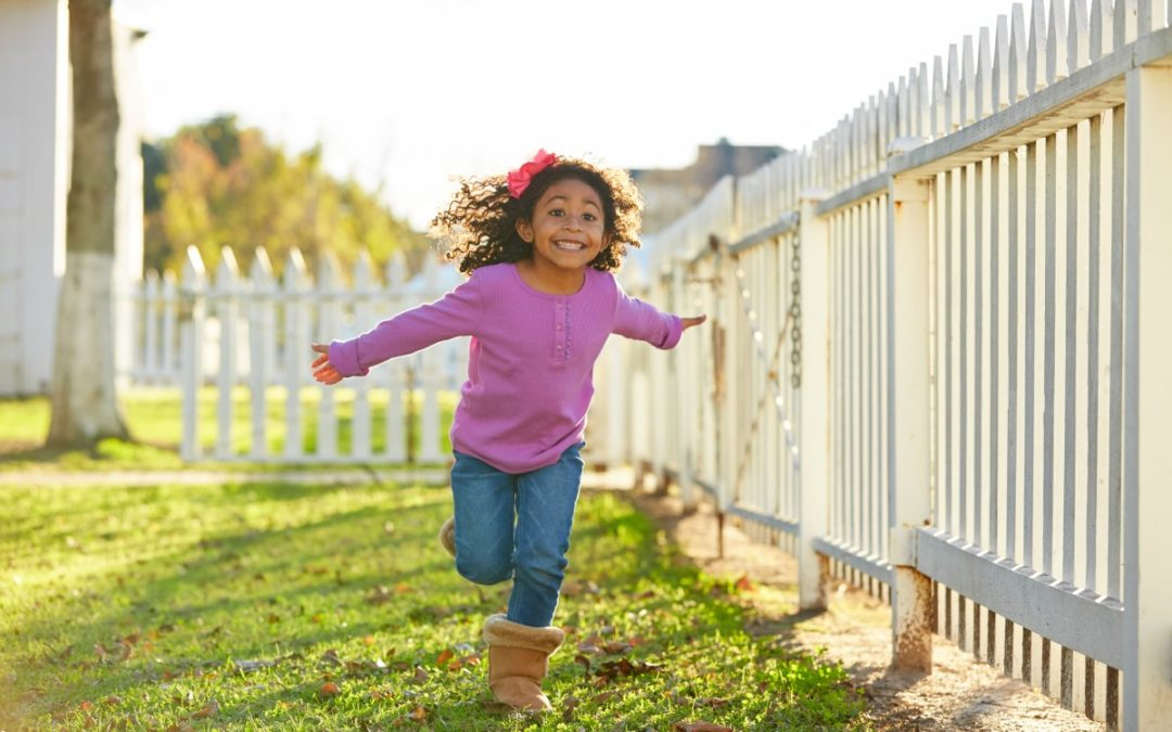Fence Ideas For Your Outdoor Play Area
