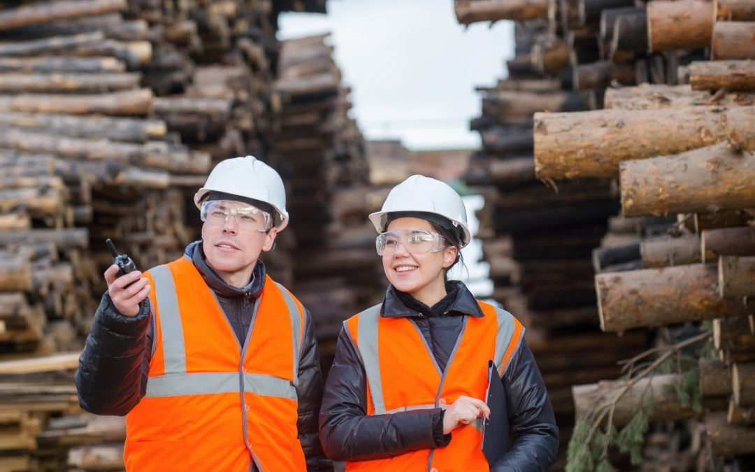 The Logging Industry Workers Needed