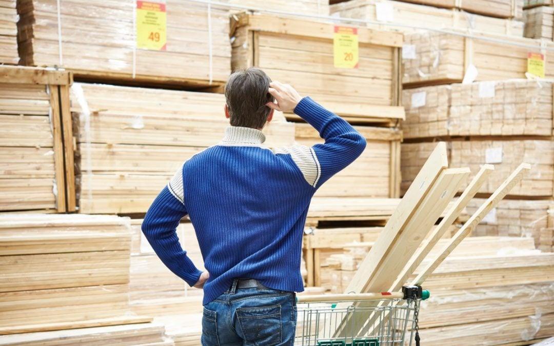 Lumber Prices Climb