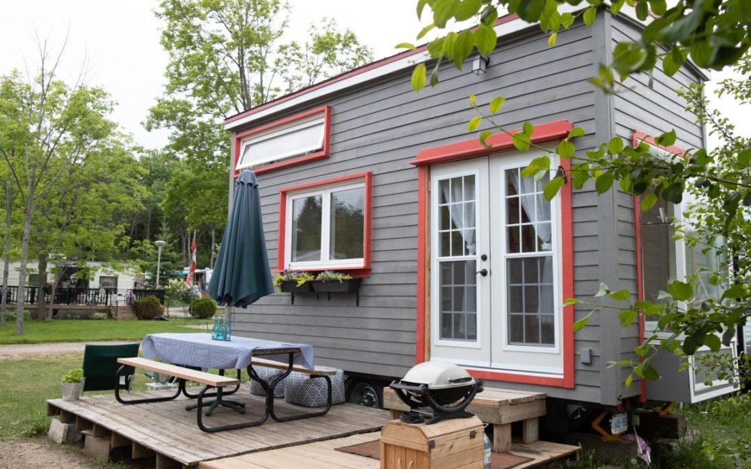Tiny House Wood Siding Options Part 1