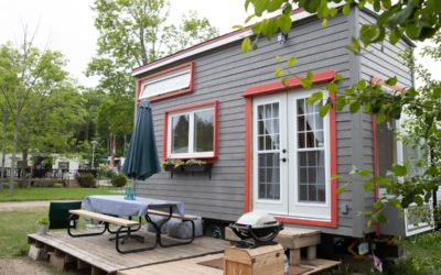 Tiny House Wood Siding Options Part 1