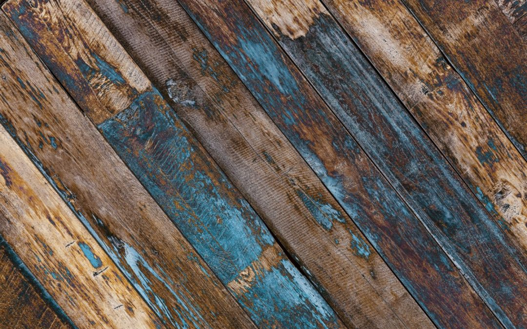 The Glory of Reclaimed Wood