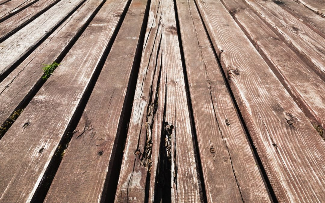 How to Care for Your Wood Deck
