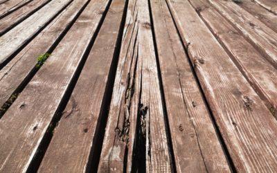 Cómo cuidar tu cubierta de madera