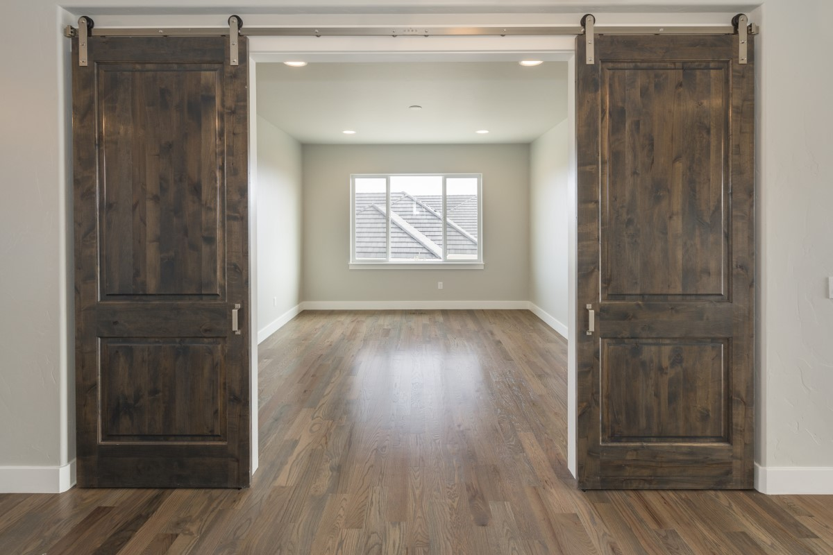 Installing A Barn Door Rocky Mountain Forest Products