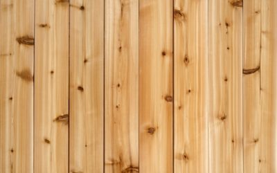 Why Cedar Is the Best Wood Option