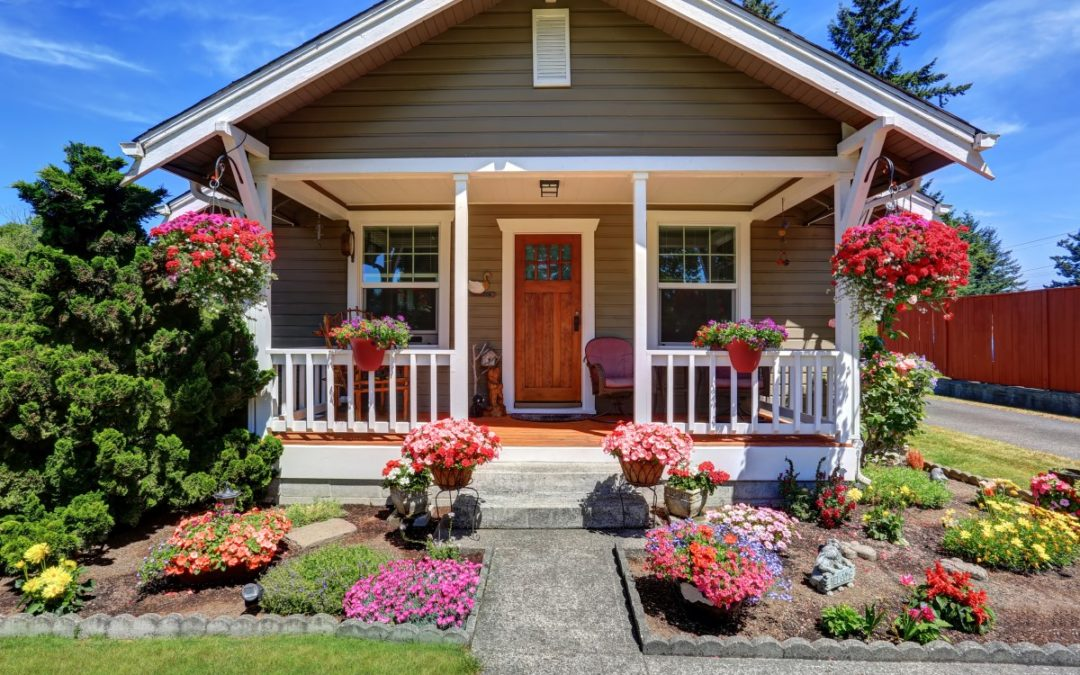 Improving Curb Appeal