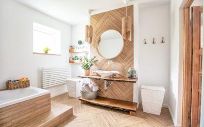Proyectos de carpintería para su baño