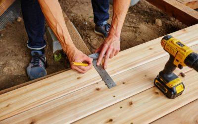 Lo que se debe y no se debe hacer para construir una cubierta portátil