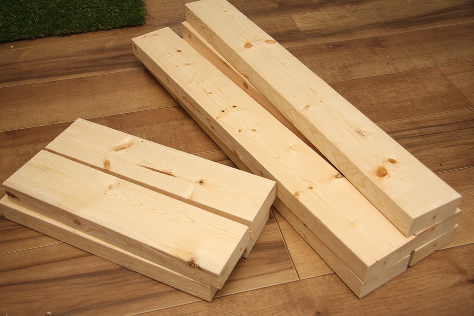 Scrap Wood for a User-friendly DIY Project