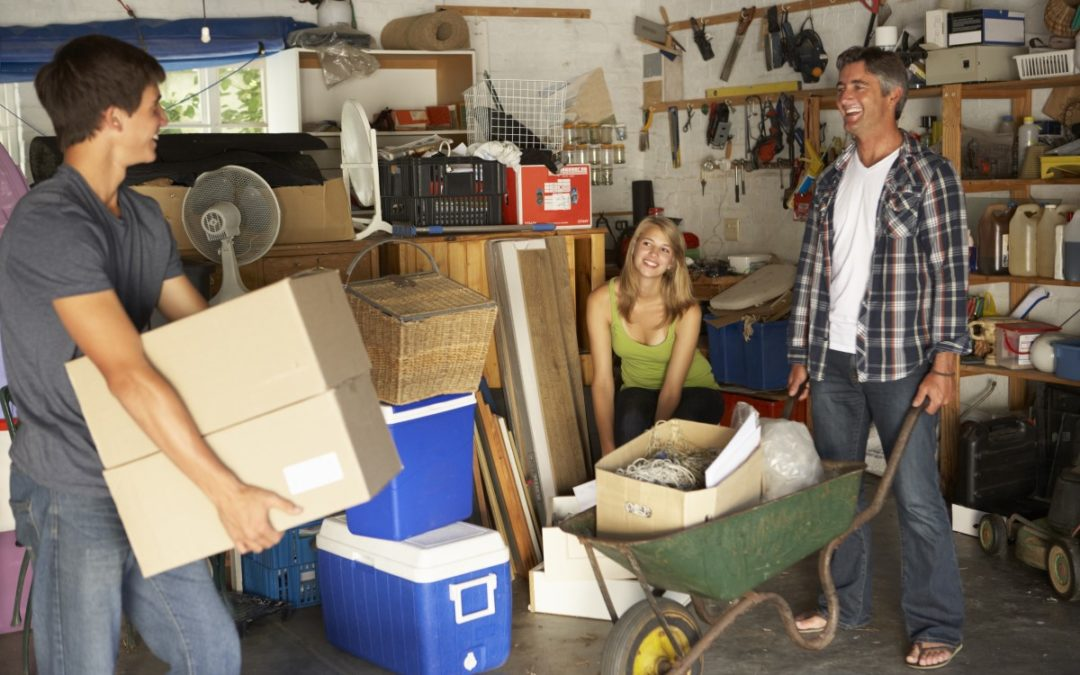 5 Steps to Turn Your Garage into The Ultimate Hangout Spot