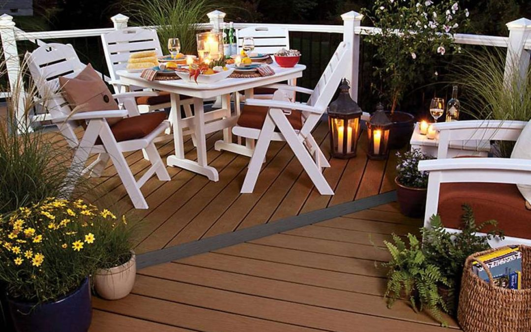 An Overview of Trex Decking