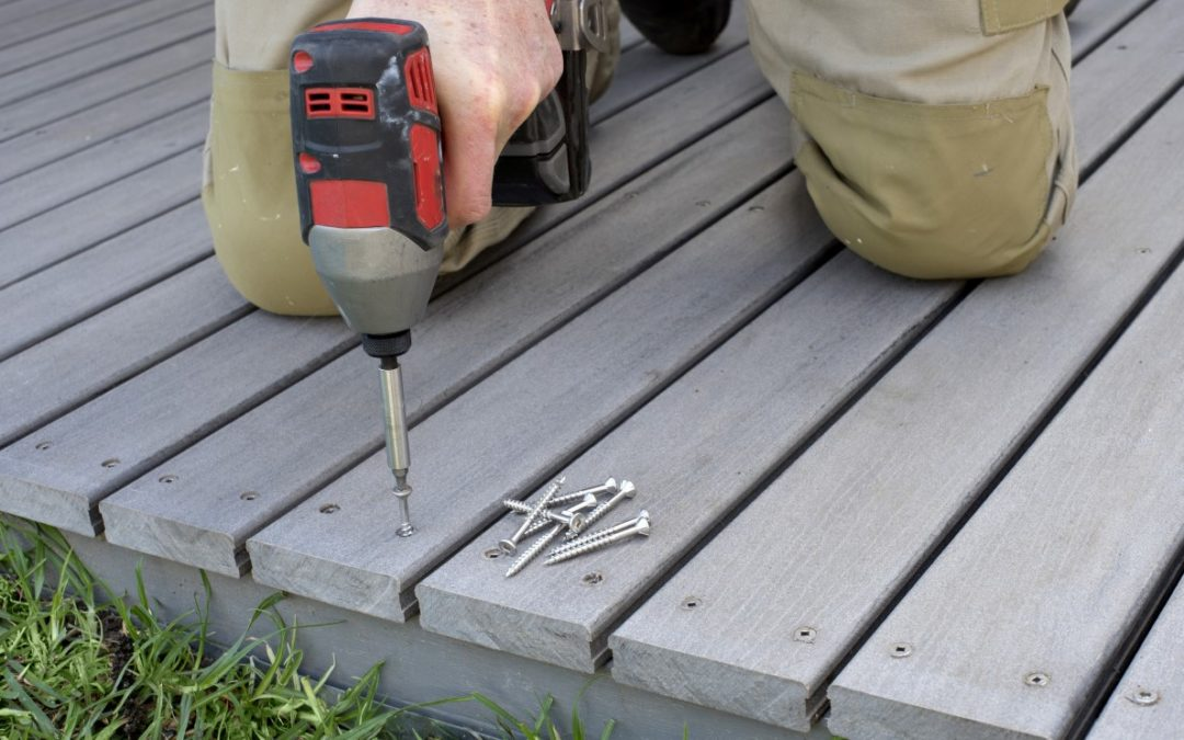 Considering Composite: Decking Made Simple