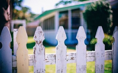 The White Picket Fence: A Symbol of Americana