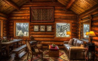 The Transformation of Log Cabin Living